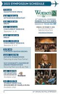 Your Guide to the 10th Annual WLP Fall Symposium - Page 2