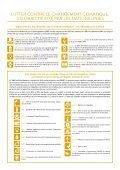 CONTRE LE CHANGEMENT CLIMATIQUE MOBILISONS-NOUS - Page 7