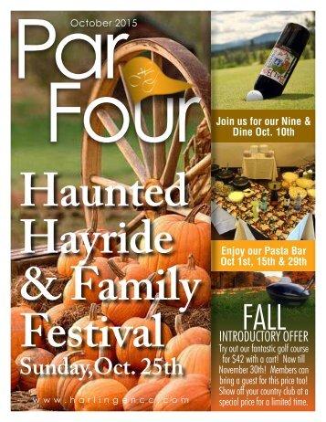Haunted Hayride & Family Festival