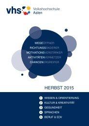 HERBST 2015