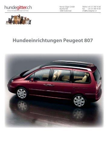Peugeot_807_Hundeeinrichtungen