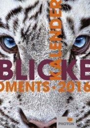 kalendervorschau 2015 - beim PHOTON VERLAG