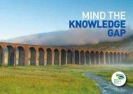 MIND THE KNOWLEDGE GAP