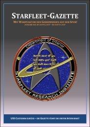 Starfleet-Gazette, Ausgabe 018 (Juli 2014)