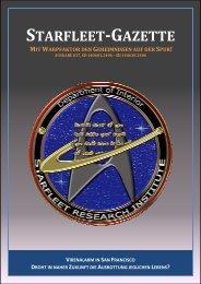 Starfleet-Gazette, Ausgabe 017 (Juni 2014)