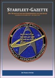 Starfleet-Gazette, Ausgabe 019 (August 2014)