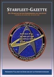 Starfleet-Gazette, Ausgabe 021 (Oktober 2014)