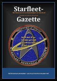 Starfleet-Gazette, Ausgabe 002 (Februar 2013)