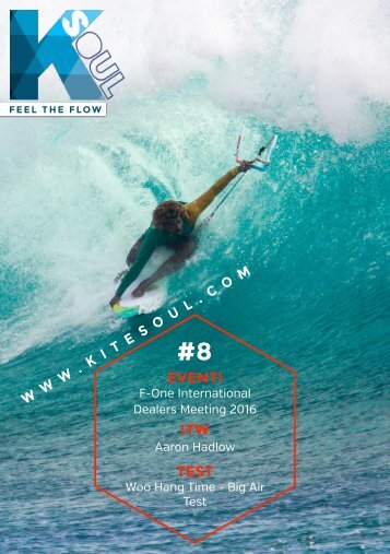 Kitesoul Magazine #8 Italian Edition