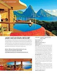 JADE MOUNTAIN RESORT - Elite Traveler