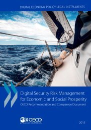 Digital Security Risk Management for Economic and Social Prosperity