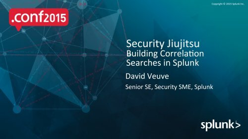 Security Jiujitsu