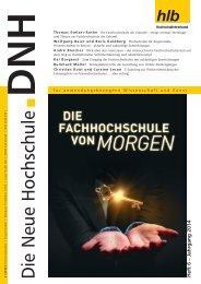 Die Neue Hochschule Heft 6/2014