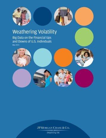 Weathering Volatility