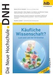 Die Neue Hochschule Heft 1-2014