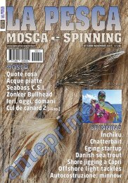 La Pesca Mosca e Spinning 5/2015