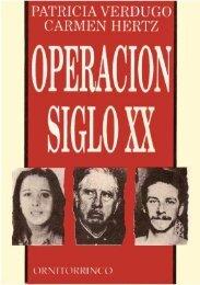 OPERACION SIGLO XX