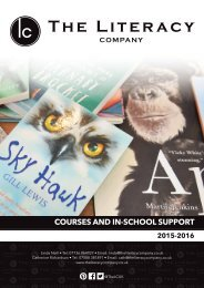 COURSES AND IN-SCHOOL SUPPORT