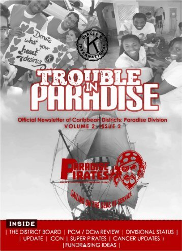 Trouble In Paradise-The Voyage