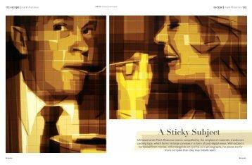 A Sticky Subject