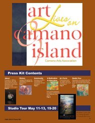 Camano Island Studio Tour