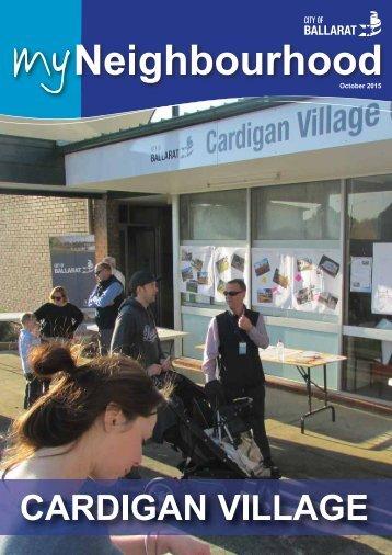 CARDIGAN VILLAGE COMMUNITY CENTRE