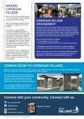 CARDIGAN VILLAGE COMMUNITY CENTRE - Page 4