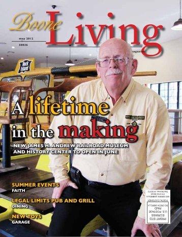 May - Iowa Living Magazines