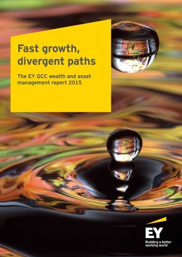Fast growth divergent paths