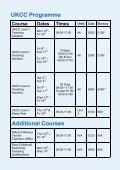 Aquatic Courses - Page 5