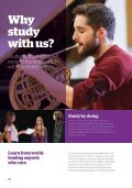 Music and Performing Arts at Anglia Ruskin, 2016-17 - Page 4