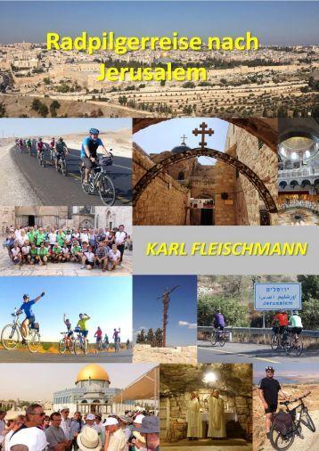 Radpilgerreise nach Jerusalem