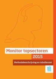 Monitor topsectoren 2015