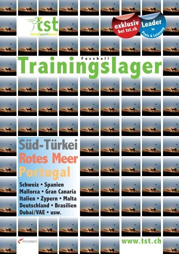 TST Trainingslager 2016