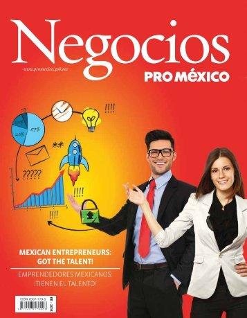 Mexican entrepreneurs Got the talent!
