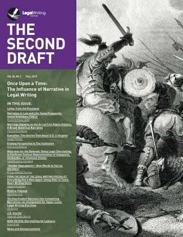 THE SECOND DRAFT