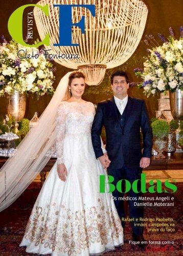 Revista Cleto Fontoura 6 Edição