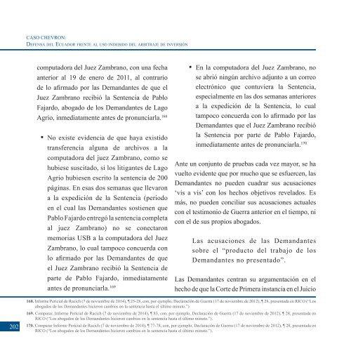Defensa Ecuador