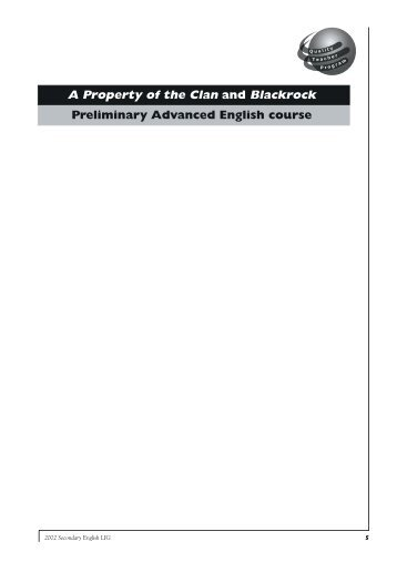 property of the clan pdf