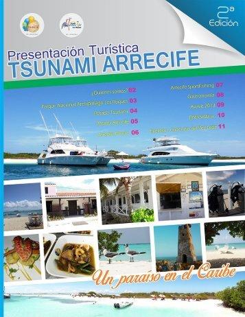 PRESENTACION TSUNAMI ARRECIFE