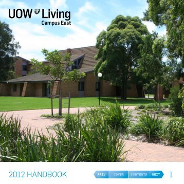 Campus East - University of Wollongong