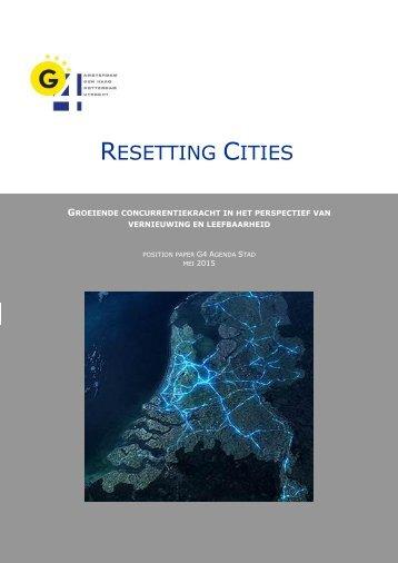 RESETTING CITIES