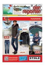 der reporter - Das Familienwochenblatt für Fehmarn 2015 KW 41
