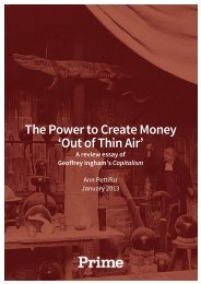 The Power to Create Money 'Out of Thin Air'