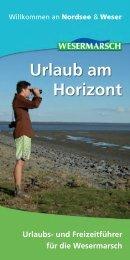 ort ist... - Urlaub in der Wesermarsch