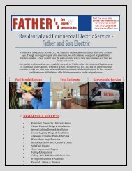 Electrical Service Company Rock Hill Sc