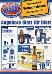 Zisch Angebote KW42/2015 Wilhelmshaven