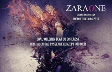 ZaraOne Katalog 2015