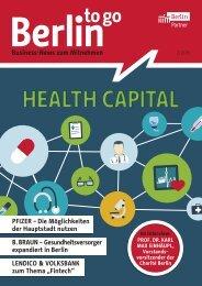 Berlin to go - Ausgabe 2.2015