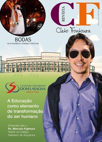 Revista Cleto Fontoura 5º Edição